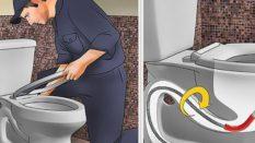 Malatya Tuvalet Tıkandı